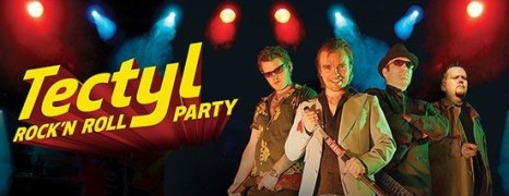 Partyband nr 1: Tectyl Rock'n Roll Party!
