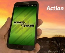 Action Track … Konkurranse med mobiltelefoner
