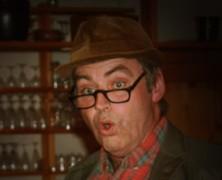 Harry Fra Skogen … morsom komiker fra bygda