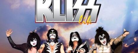 Heftig Kiss-show med «Kliss Lik!»