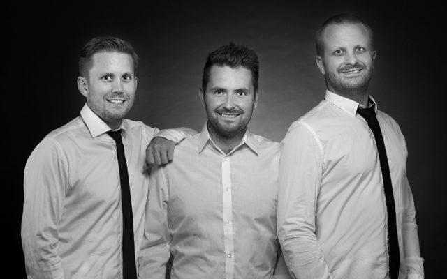 KLM-Trio